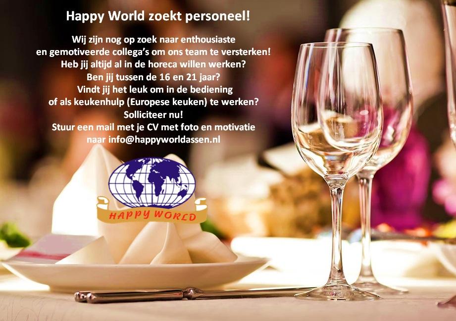 keukenhulp europees & bediening